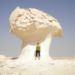 White Desert, Egypt. 2010.